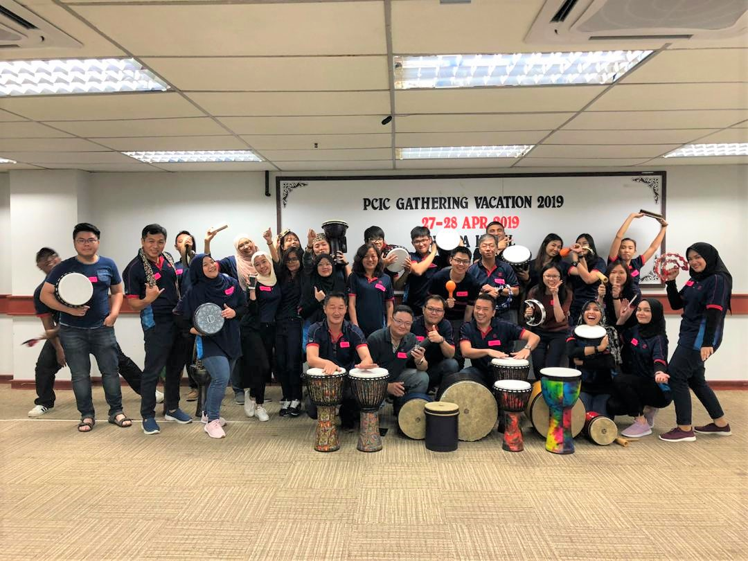 PCIC Team Gathering 2019
